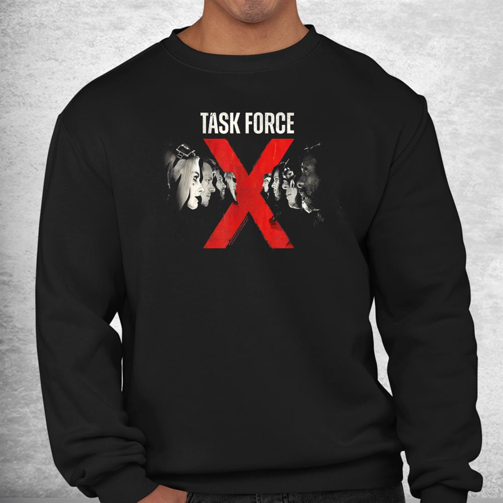 The Suicide Squad Task Force X Shirt