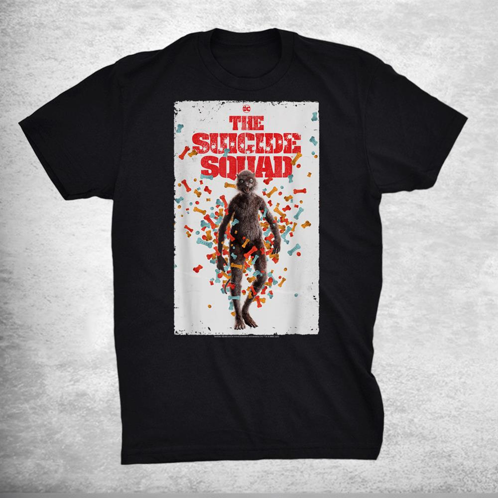 The Suicide Squad Weasel Poster Shirt