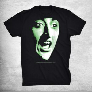The Wizard Of Oz Wicked Witch Of The West Big Face Shirt