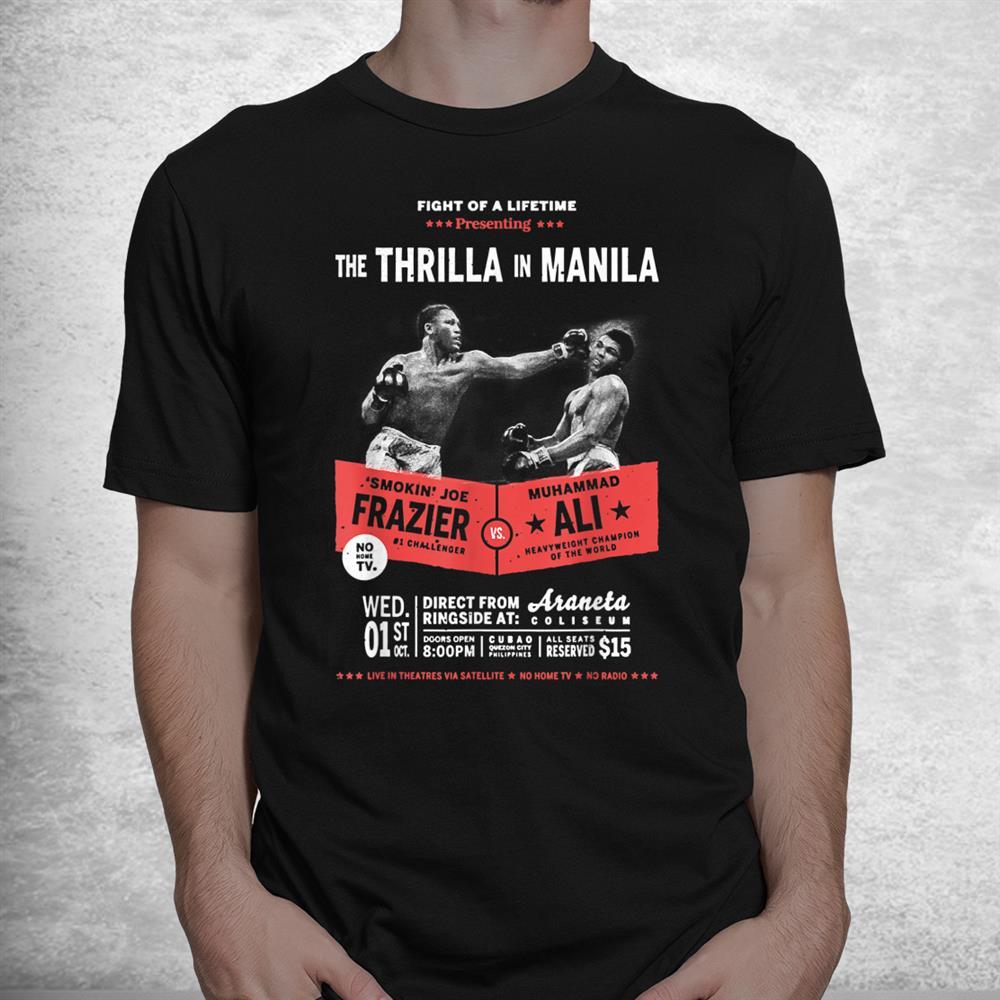 Thrillas In Manilas Essential Shirt