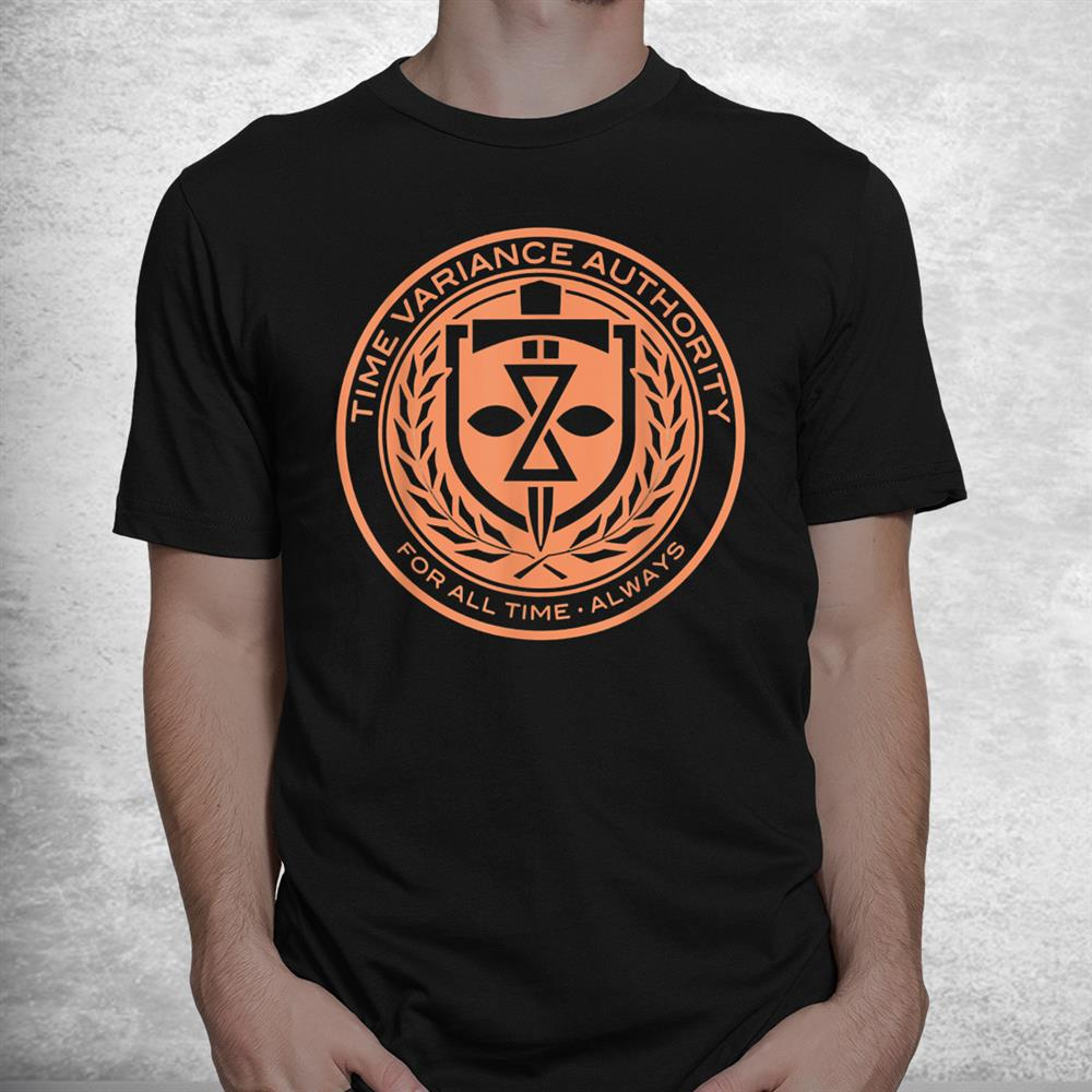 Times Funny Variance Authority Shirt