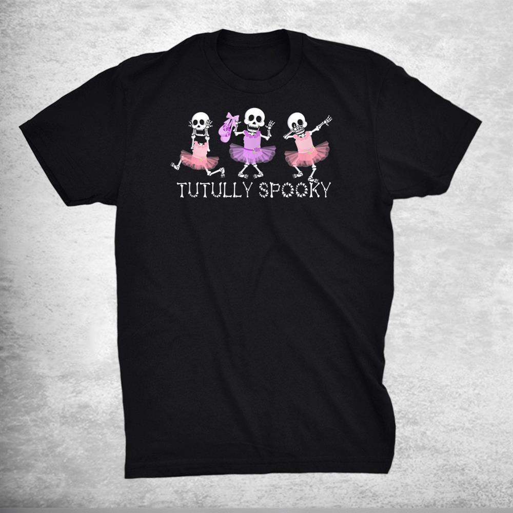 Tutully Spooky Halloween Ballerina Costume Shirt