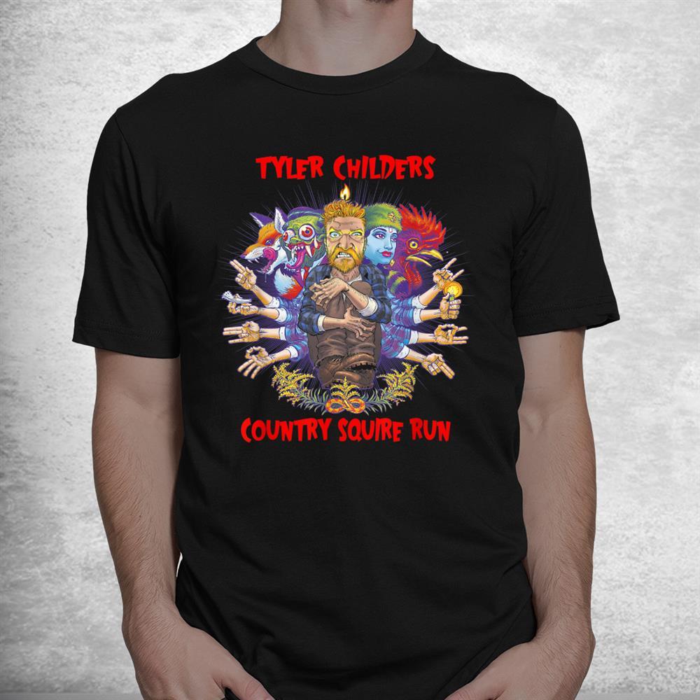 Tyler Childers Bluegrass Music Squire Cute Purgatory Shirt