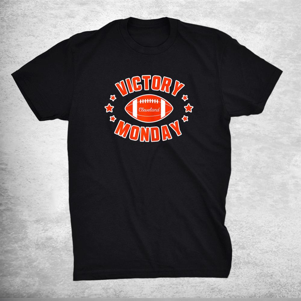 Victory Monday Cleveland Shirt