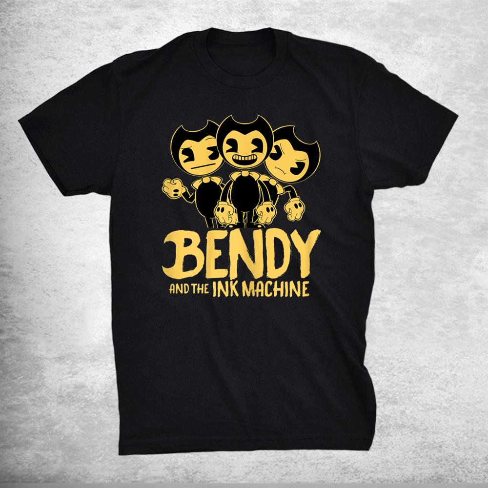 Vintage 2021 2021 Fun{bendys And The Inks Machinesny Shirt