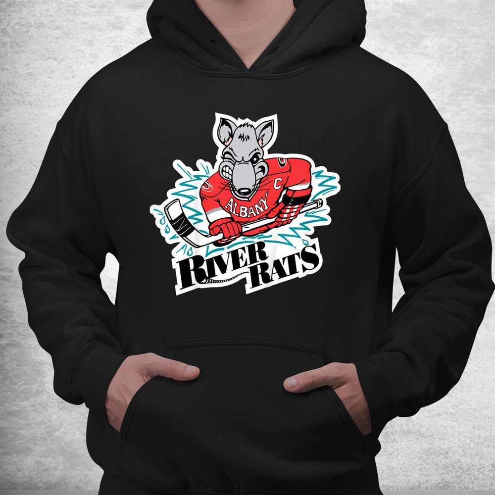 Vintage Albanys River Rats Shirt