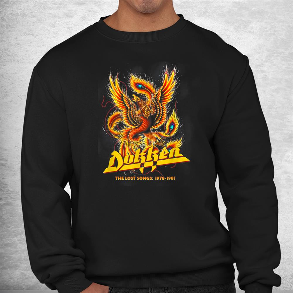 Vintage Dokkens Love Tooths And Nails Shirt