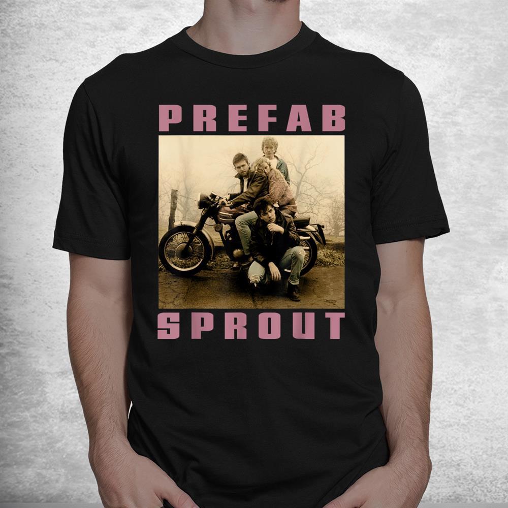 Vintage Prefab Arts Sprouts Vaporware Shirt