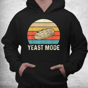 vintage retro yeast mode bread baking baker bakery sourdough shirt 3