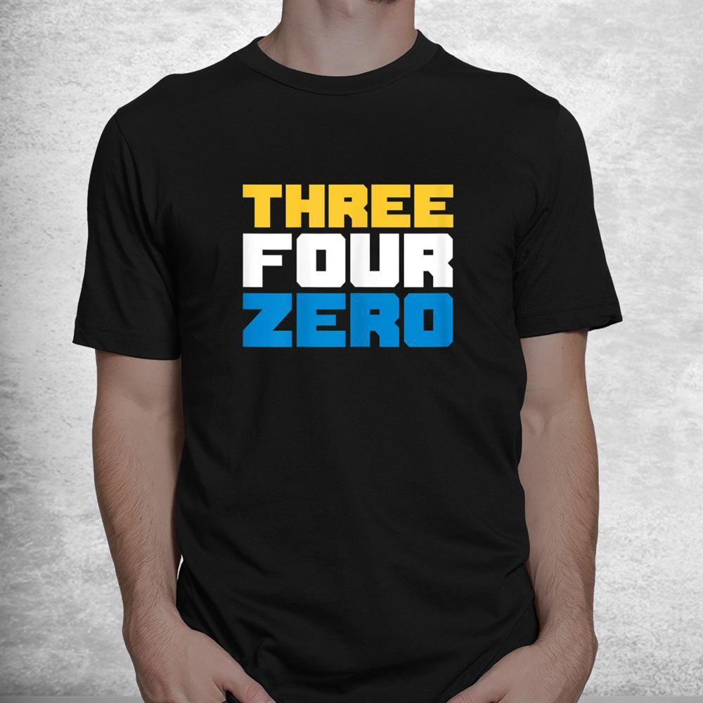Virgin Islands 340 Shirt