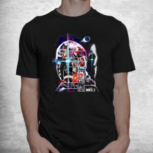what if the watcher character grid fill shirt 1