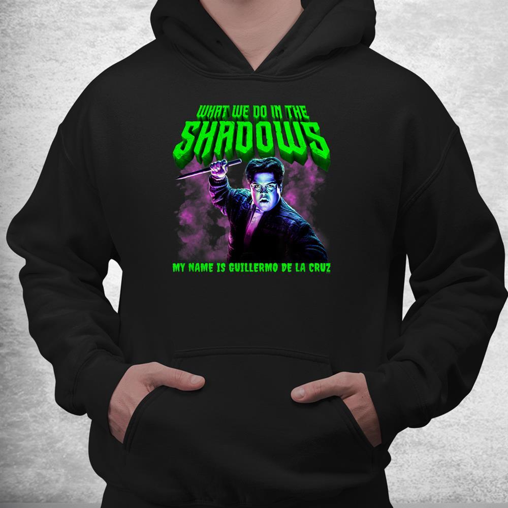 What We Do In The Shadows Guillermo De La Cruz Shirt