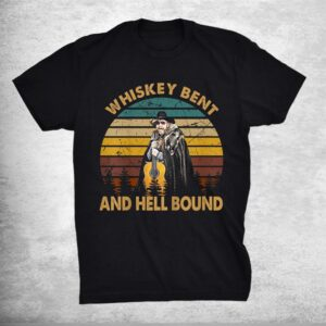 Whiskey Bent And Hellbound Outfits Hank Art Williams Costume Shirt