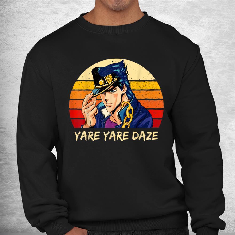 Yare Yare Daze Jjb A Japanese Magazine Comic Shirt