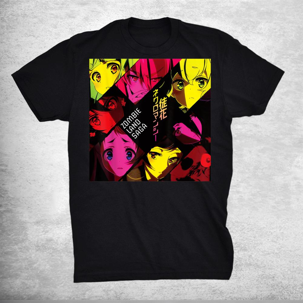 Zombielands Saga Shirt
